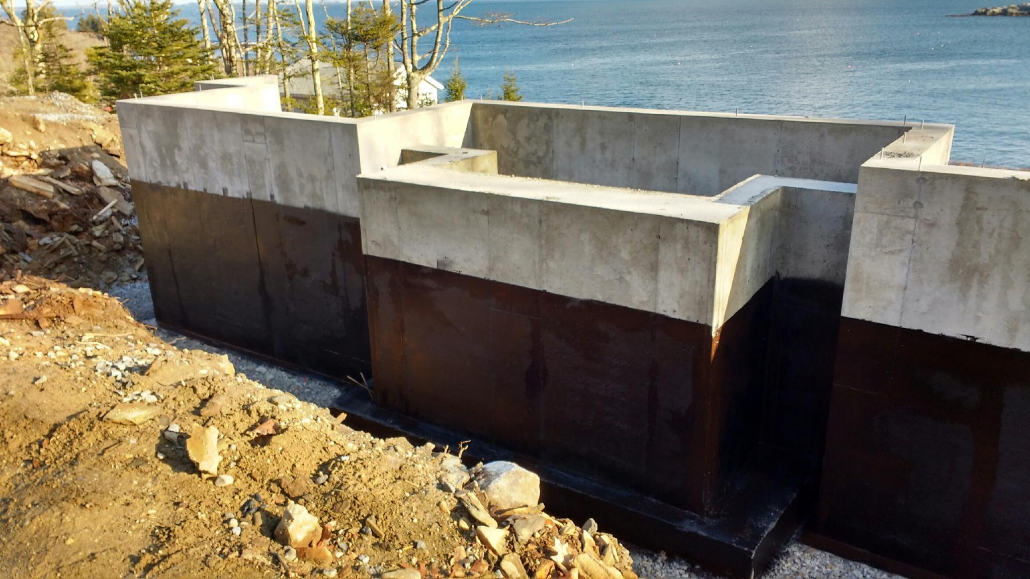 Maine Waterproofing Contractor Maine S Spray Foam