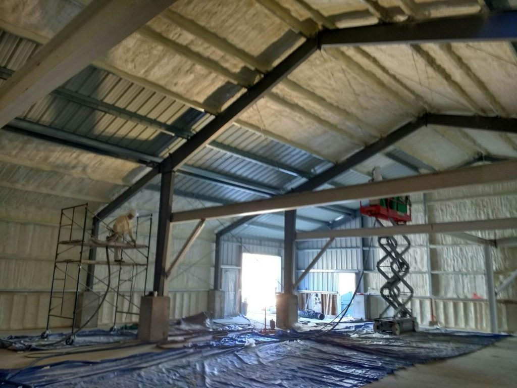 Spray foam insulation portland maine maine 39 s spray foam for Roxul insulation vs fiberglass insulation